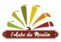 L'Aube du moulin Logo